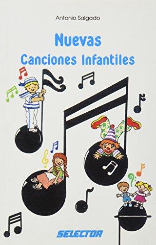 Nuevas canciones infantiles (Spanish Edition): Herrera, Antonio Salgado