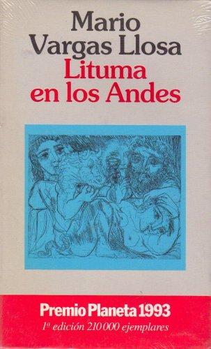 9789684063860: Lituma en los Andes