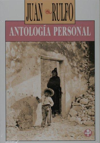 9789684111721: Antologia Personal
