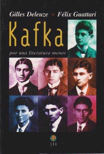 9789684111950: Kafka, por una literatura menor