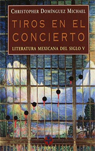 9789684114012: Tiros en el concierto (Biblioteca Era)