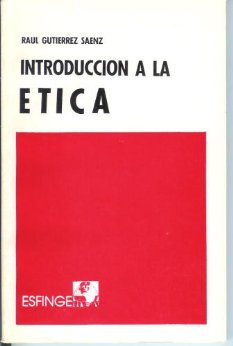 9789684123809: Introduccion a la Etica (Spanish Edition)