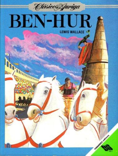 9789684169043: Ben-Hur (Clasicos Auriga) (Spanish Edition)