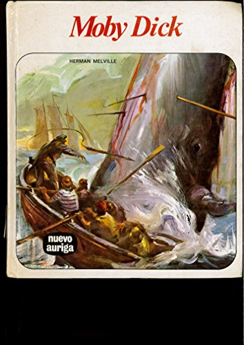 9789684169081: Moby Dick / Moby Dick (Clasicos Auriga) (Spanish Edition)