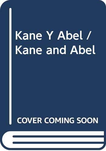 9789684195288: Kane Y Abel/Kane and Abel