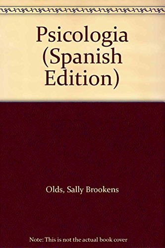 Psicologia (Spanish Edition): Sally Brookens Olds,