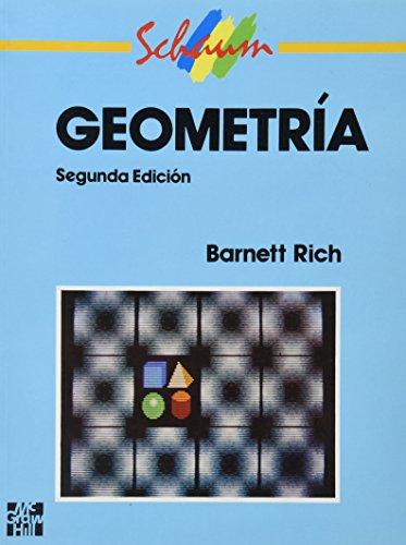 9789684222441: Geometria (Schaum)