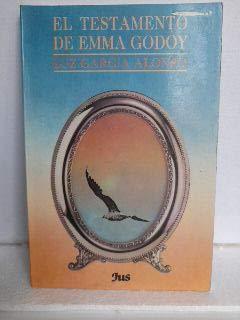 El testamento de Emma Godoy (Spanish Edition): Luz Garcia Alonso