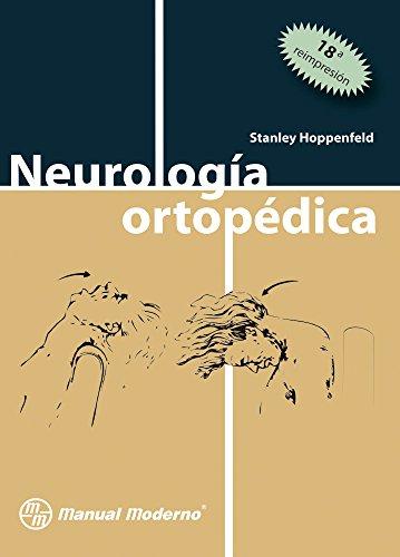 NEUROLOGIA ORTOPEDICA: HOPPENFELD, STANLEY