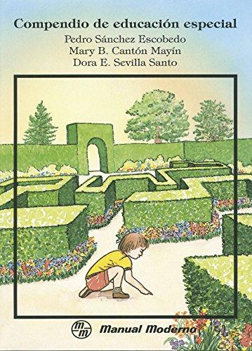 COMPENDIO DE EDUCACION ESPECIAL: SANCHEZ