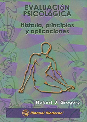 Evaluacion Psicologica (Spanish Edition): Gregory, Richard L.