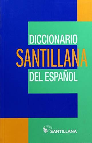 9789684307605: diccionario santillana del espanol 2012