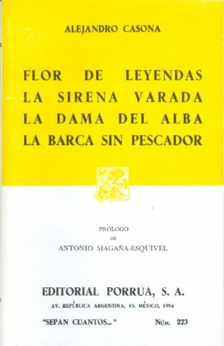 Flor de Leyendas, la Sirena Varada: La: Alejandro Casona