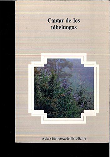9789684320154: El cantar de los nibelungos