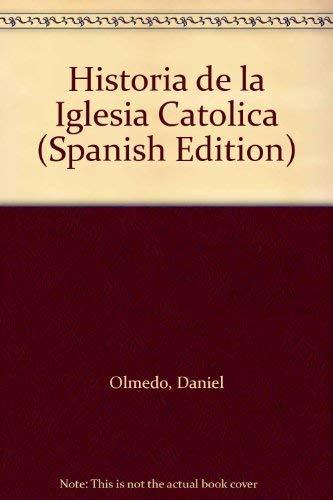 9789684320895: Historia de la Iglesia Católica (Spanish Edition)