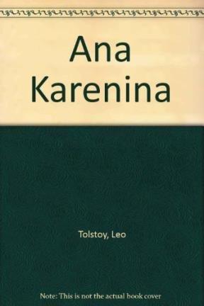 9789684322226: Ana Karenina (Spanish Edition)
