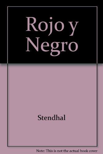 9789684327085: Rojo y Negro