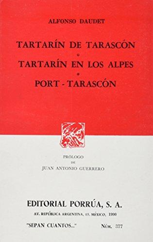 9789684327863: Tartarín de Tarascón