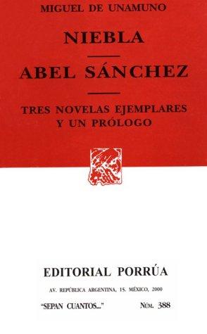 Niebla/Abel Sanchez (Spanish Edition): De Unamuno, Miguel,