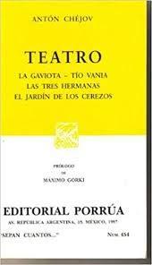 9789684329881: Teatro La Gaviota - Tio Vania - Las Tres Hnas