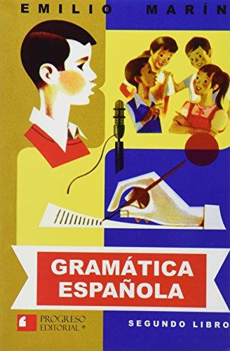 Gramatica Espaà ±ola 2 Para 5 Y 6: Emilio Marin