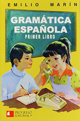 GRAMATICA ESPANOLA 1: EMILIO MARIN
