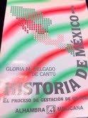 9789684441798: Historia de Mexico 1 (El Proceso de Gestacion de un Pueblo, 1)