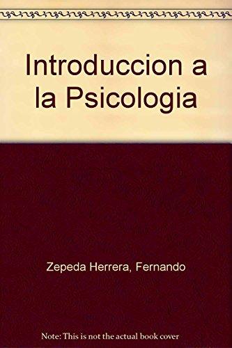 9789684441811: Introduccion a la Psicologia (Spanish Edition)