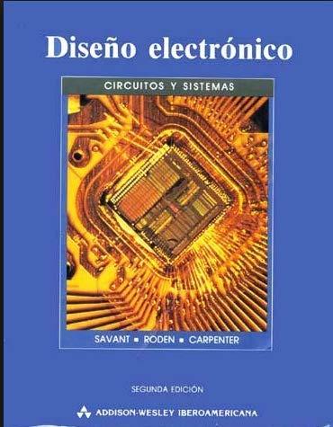 9789684442221: Diseo Electronico - Circuitos y Sistemas (Spanish Edition)