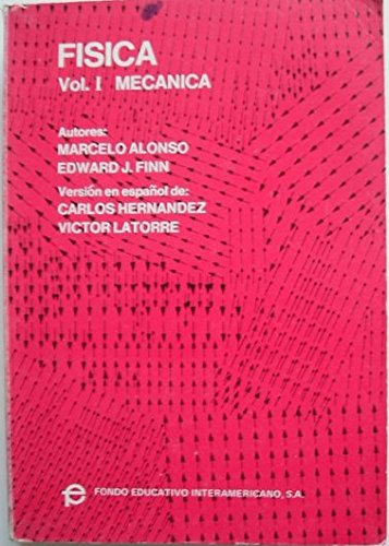 9789684442238: Fisica - Volumen 1 Mecanic (Spanish Edition)
