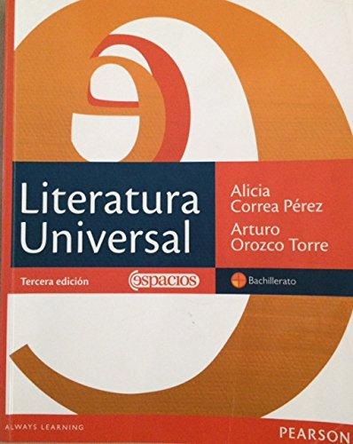 9789684442849: Literatura Universal