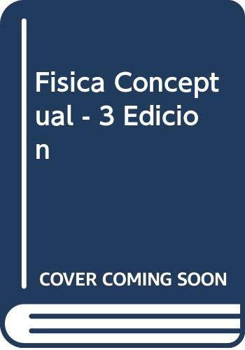9789684442986: Fisica Conceptual - 3 Edicion (Spanish Edition)