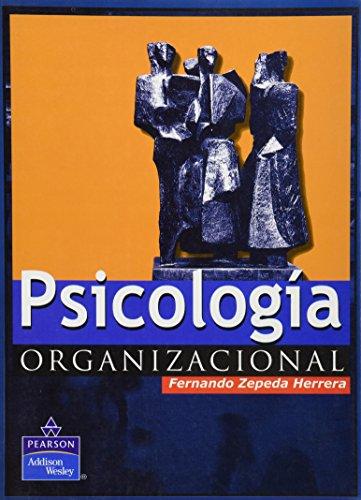 9789684443082: Psicologia Organizacional (Spanish Edition)