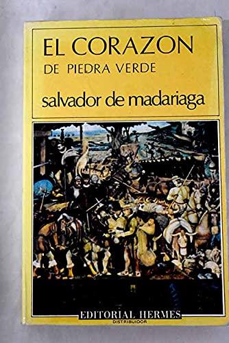 9789684460034: El Corazon De Piedra Verde