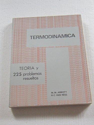 9789684511286: TERMODINAMICA.Teoria y 225 problemas resueltos