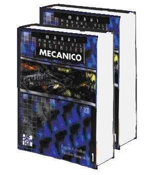 Marks, Manual Del Ingeniero Mecanico, 2 Tomos. Precio En Dolares: MARKS, AVALLONE A. EUGENE