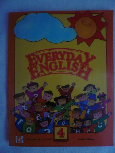 Everyday English: Student Book 4.: Miner De Pous.