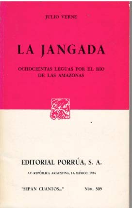 JANGADA, LA (SC509): JULIO VERNE