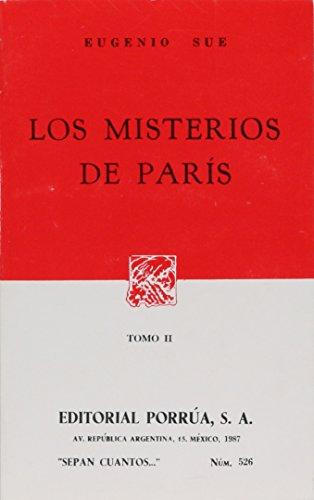MISTERIOS DE PARIS 2, LOS (SC526): SUE, EUGENIO