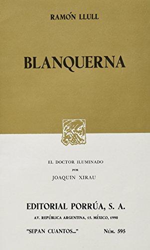 9789684524125: BLANQUERNA (SC595)
