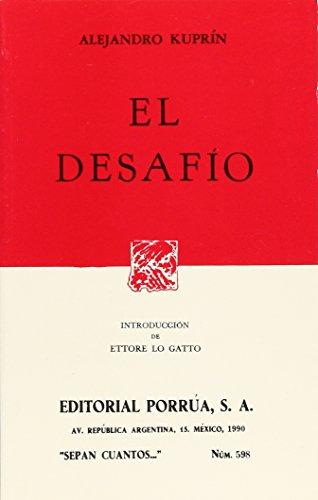 DESAFIO, EL (SC598): KUPRIN, ALEJANDRO