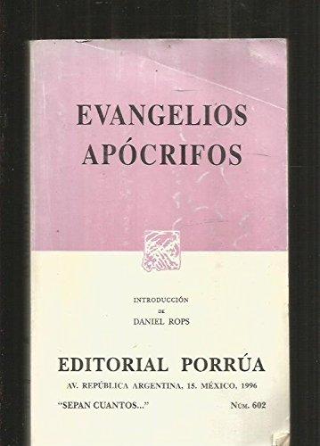 Evangelios Apocrifos (Spanish Edition): Daniel Rops