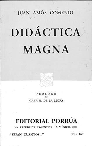 9789684529335: DIDACTICA MAGNA (SEPAN CUANTOS #167)