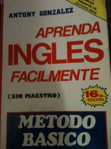 9789684530010: Aprenda Ingles Facilmente (Metodo Basico) (Spanish Edition)