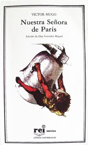 9789684561915: Nuestra Senora de Paris (Letras Universales)