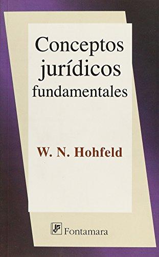 9789684761278: CONCEPTOS JURIDICOS FUNDAMENTALES