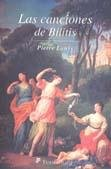 Canciones de bilitis, las: Louÿs, Pierre