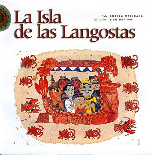9789684940819: La isla de las langostas/ The Lobsters island (En-cuento) (Spanish Edition)