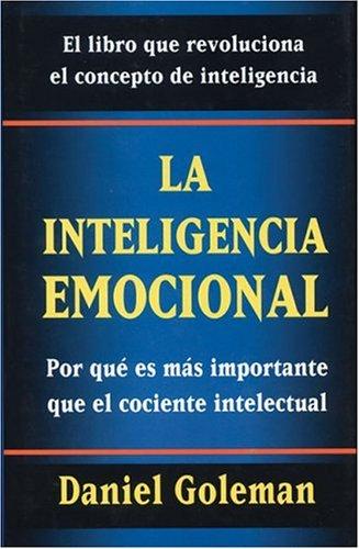 9789684972056: Inteligencia emocional