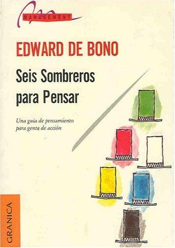 9789685015011: Seis sombreros para pensar (Spanish Edition)